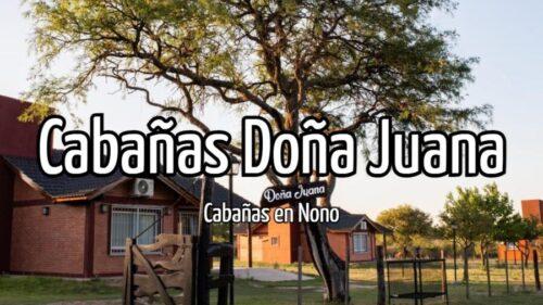 Cabañas Doña Juana